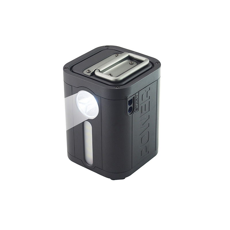 100W Portable Solar Power Generator