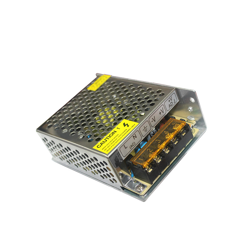 12V 0-5A 60W Constant Voltage LED Switching Power Supply