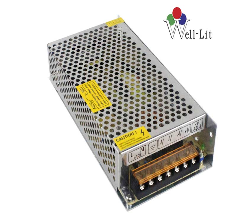 12V 0-10A 120W Constant Voltage LED switching Power Supply with CE,ROHS certificate