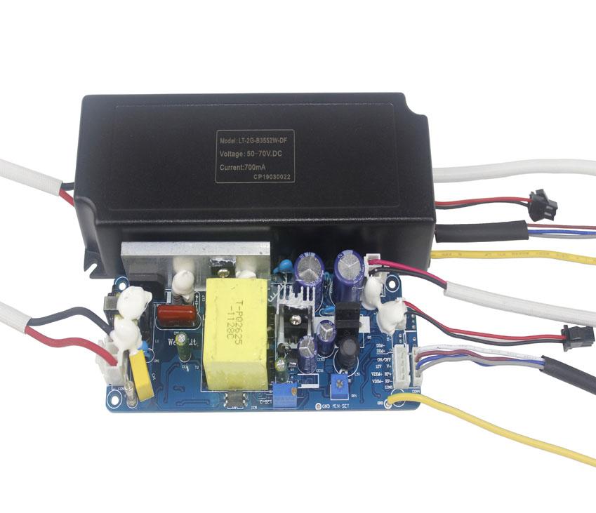 LT-2G-B30Series LED Grow Light Power Supply with UL、FCC、CE certificate